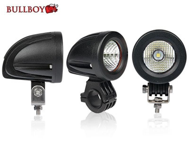 LED-töötuli, 10-30V, 20W, 1400lm, IP67