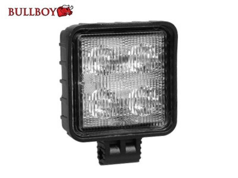 LED-töö-/tagurdustuli, 12W, 800LM, 12-36V, AR markeeringuga, Bullboy