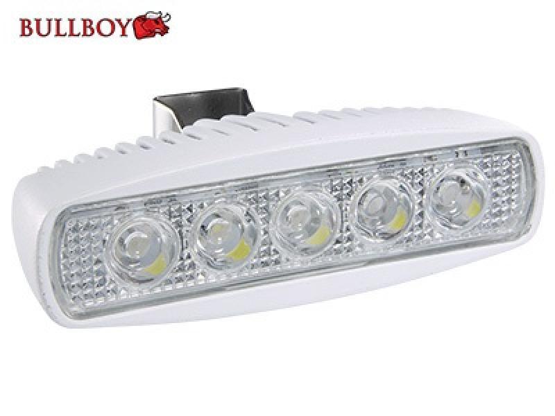 LED-töötuli, 9-32V, 15W 5xLED, Valge