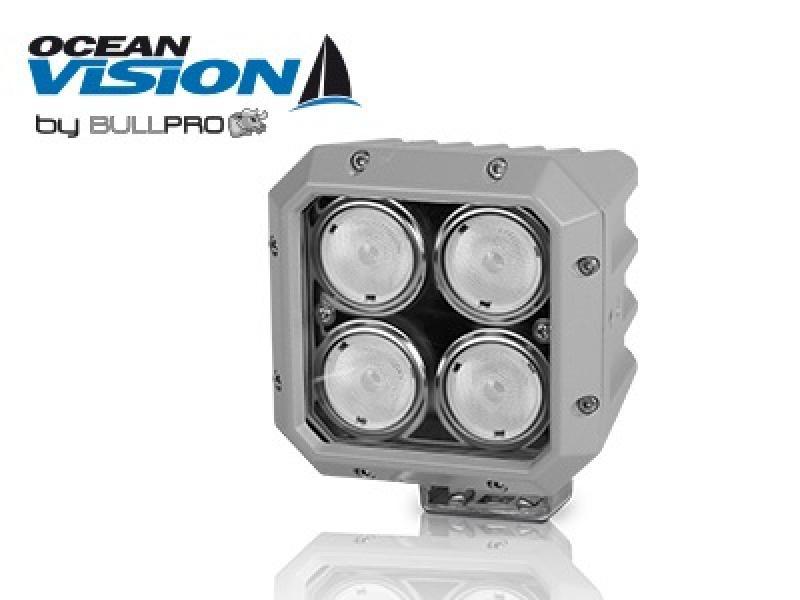 LED töötuli 60°, 12-60V, 80W, 7200lm, EMC CISPR 25 Class 4, ADR, Ocean Vision