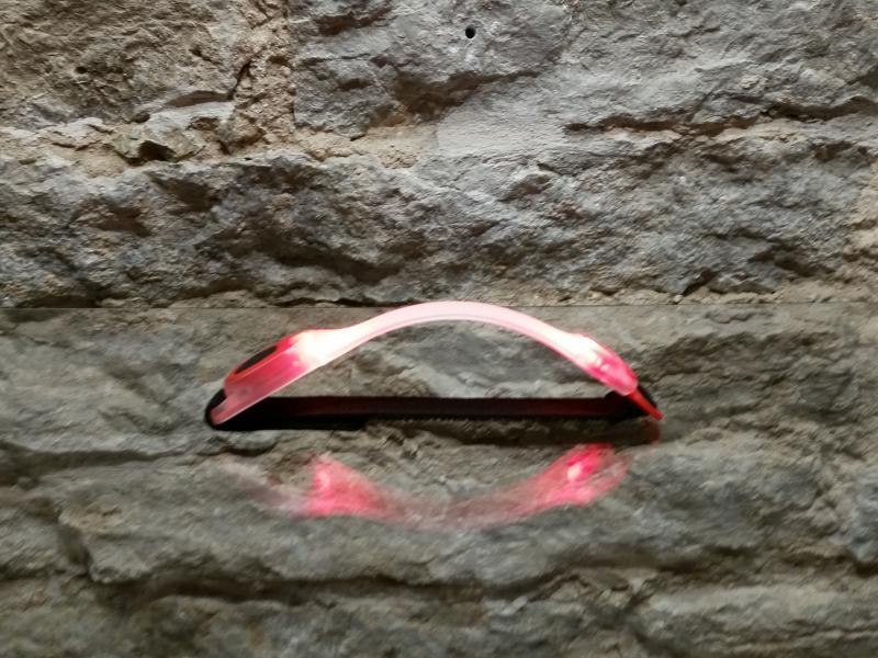 LED light, red light