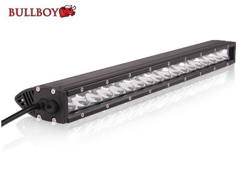 Work light Led 9-32V 90W 4800lm EMC certified IP68 Bullboy
