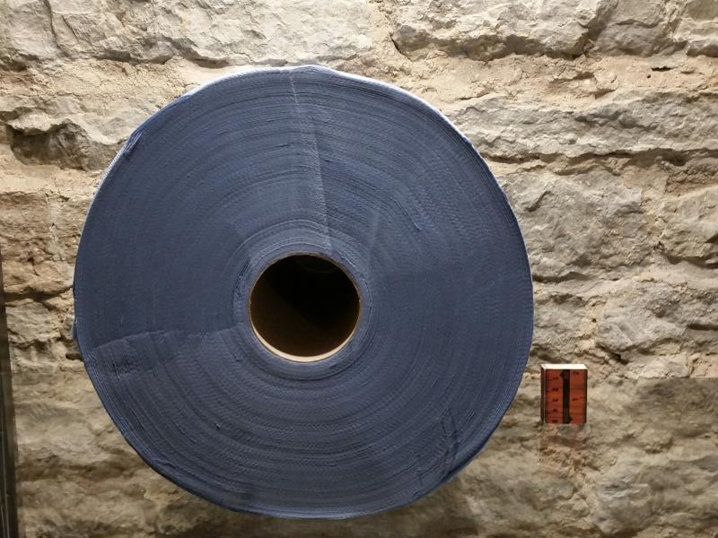 Rullpaber 3 kihiline sinine 190m x 37cm