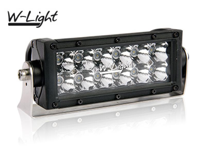 High beam Led 10-30V 36W Ref.25 3240lm W-light Typhoon 220