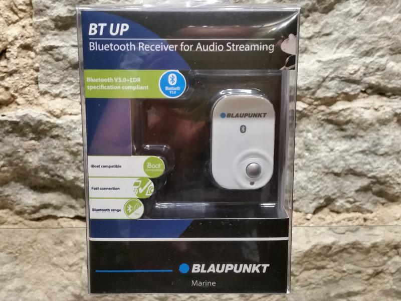 Bluetooth adapter, ELBA 120, MARINE, Blaupunkt