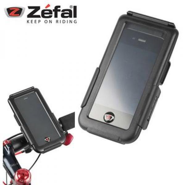 Telefonihoidik iPhone 4; 4S; 5; 5C; 5S Zefal Zconsole