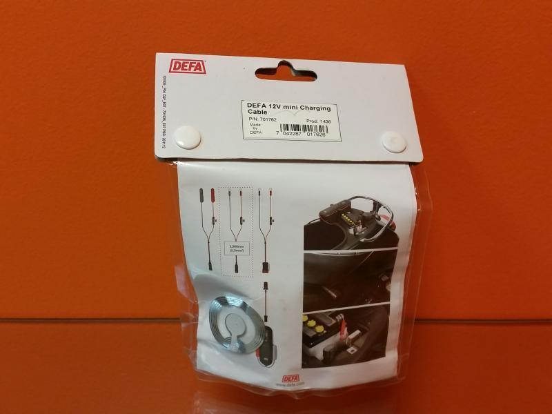 DEFA charging cable mini / stationary