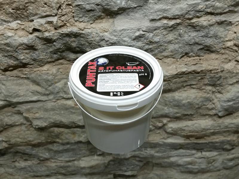 Abrasiivne kätepuhastuspasta 2 IT Clean 0.8L