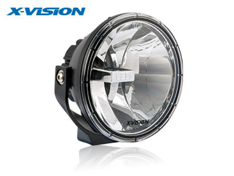 LED-kaugtuli, X-VISION METEOR LED, 9-36V, 24W, Ref 27,5