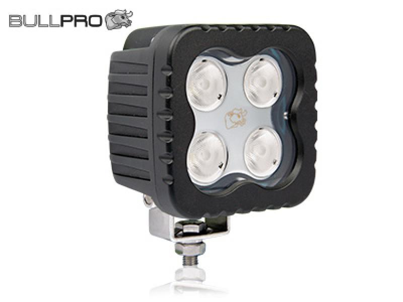 Work light Led 12-48V 60W 5400lm with Bullpro EMC certification