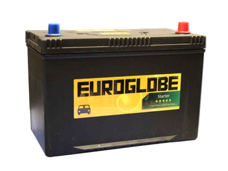 Car battery 90Ah 700A (EN) 304x173x225 -/+ happeaku