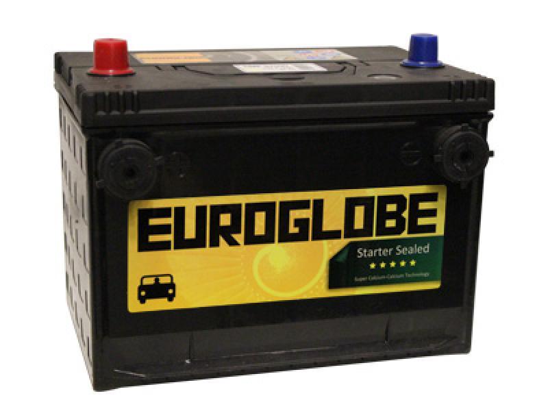 Car battery 71Ah 710A (EN) 260x178x205 +/-külje / pealmised klemmid happeaku