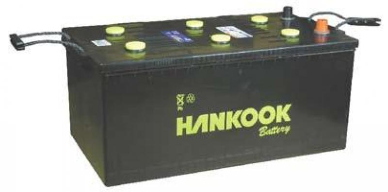 Truck battery 230Ah 1200A 512X275X236 otsal +/- happeaku