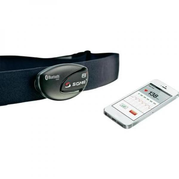 Heart rate belt Sigma R1 Blue Comfortex +