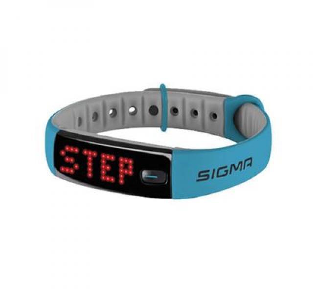 Aktiivsusmonitor Sigma Activio sinine/hall