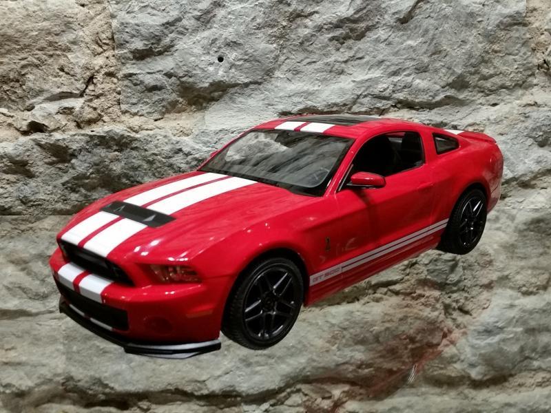 Ford Shelby GT500 1:14 punane Raad.auto Rastar