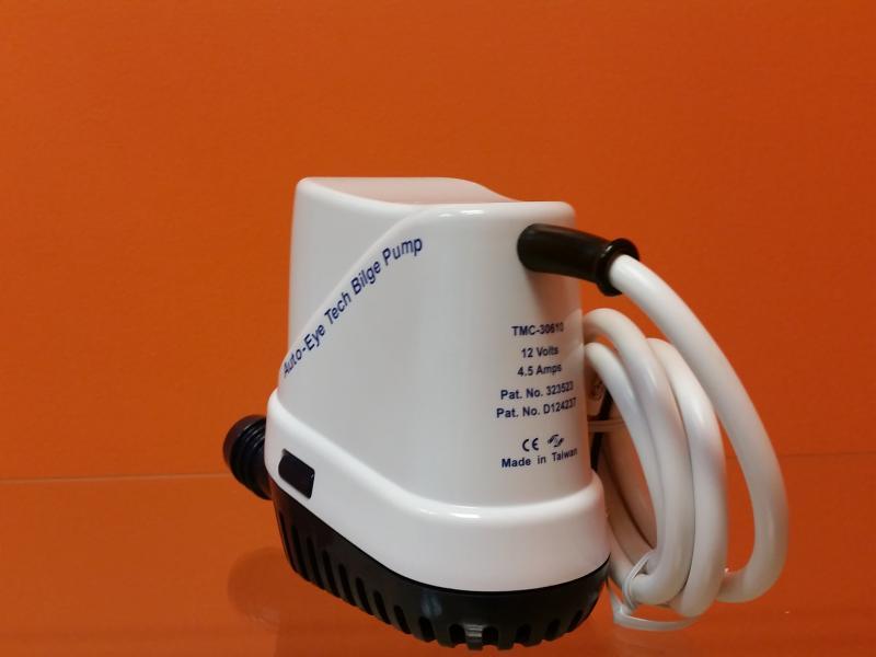 Pilsipump 12V automaatne 3786ltr/h