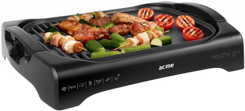 Elektriline grill ja küpsetusplaat ACME