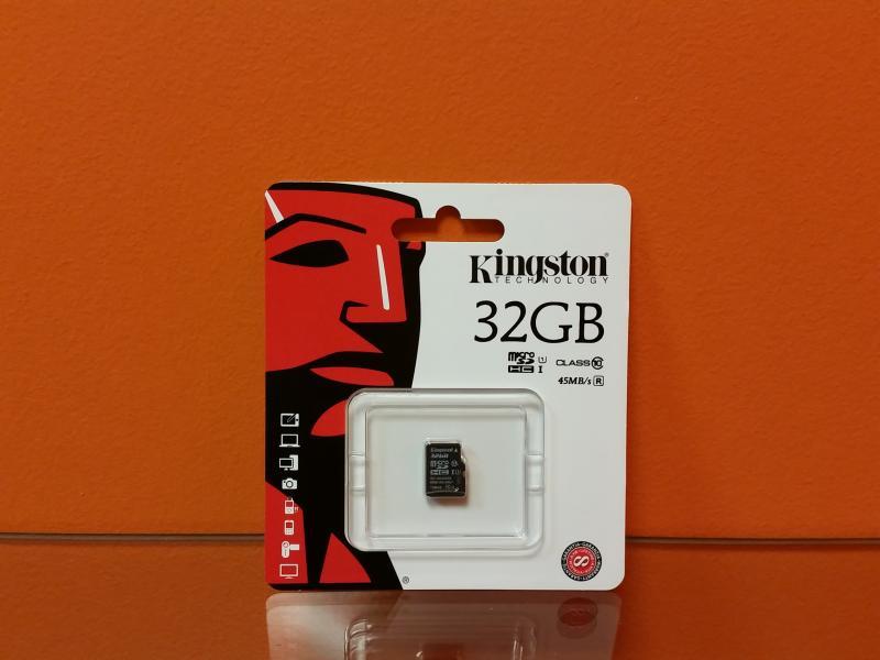 Mälukaart Micro SDHC 32GB