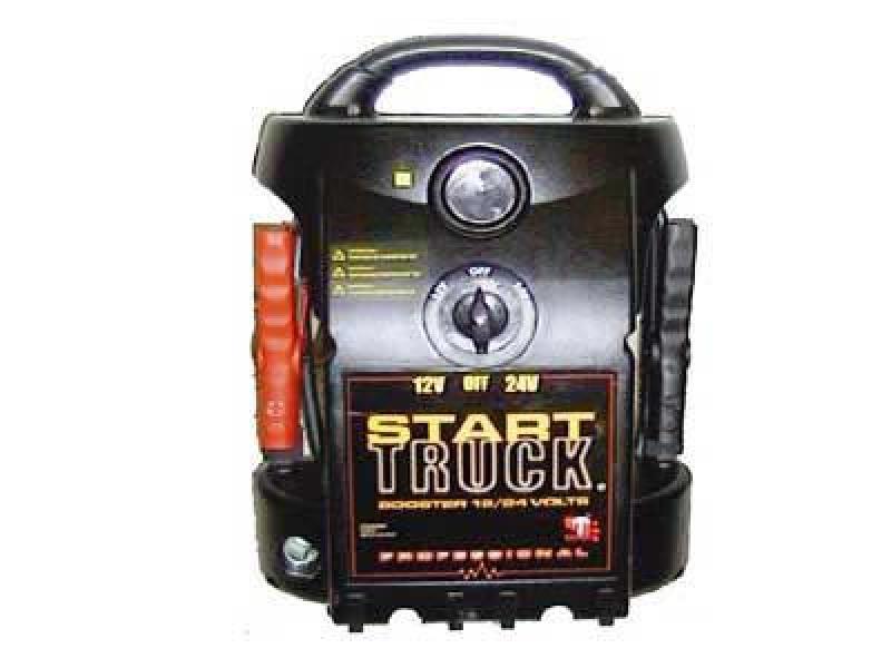 Booster 12V 1700A (peak amps 5000A) 24V 850A (peak amps 2500A)