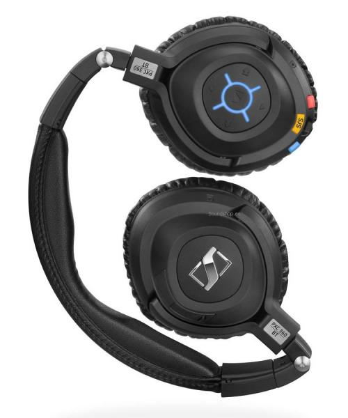Kõrvaklapid aktiivse müravähendajaga PXC 360 Bluetooth Sennheiser