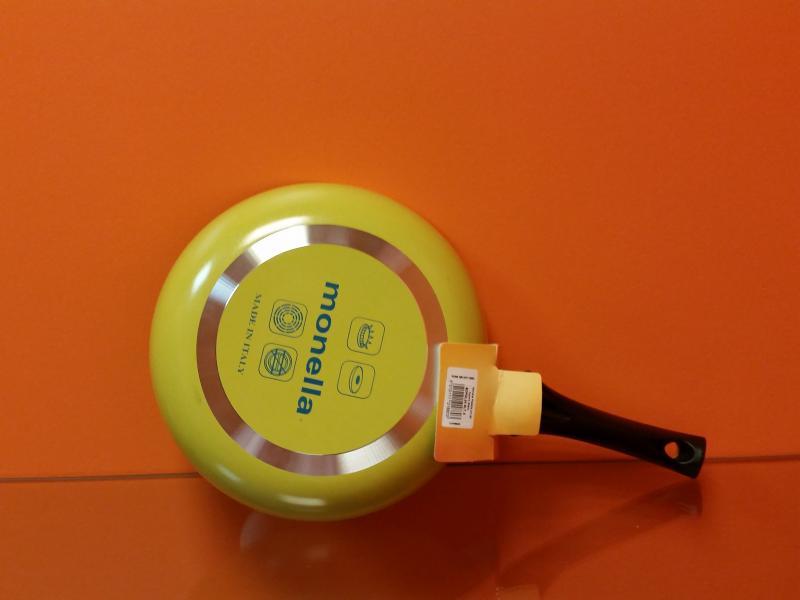 Pann 24cm AM Monella non-stick kollane