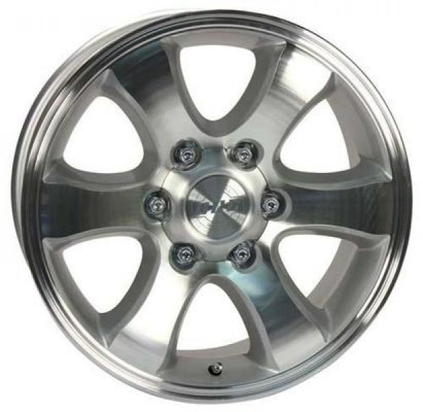 ACC Magnum Silver Polished 15x7,5 6x139,7 Offset 30, keskava 110,1