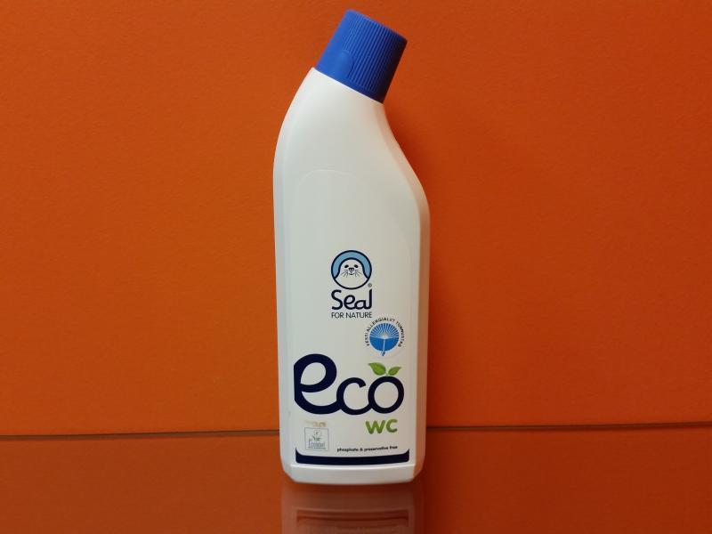 WC puhastusvahend 700ml SEAL ECO