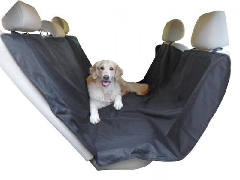 Rear seat protection 165x145cm