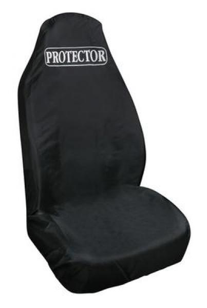 Seat cover temporary