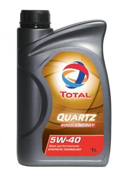 Engine oil 5W-40 TOTAL QUARTZ 9000 ENERGY 1L
