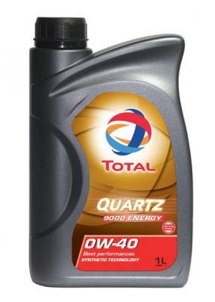 Mootoriõli 0W-40 TOTAL QUARTZ 9000 1L