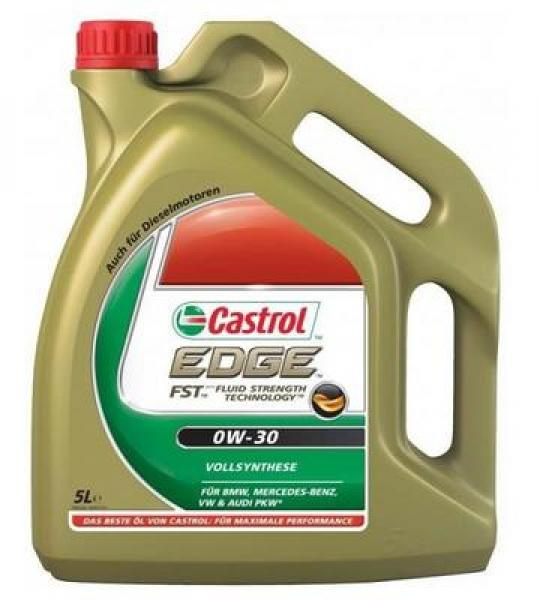 Engine Oil 0W-30 CASTROL EDGE FST C2 / C3 5L