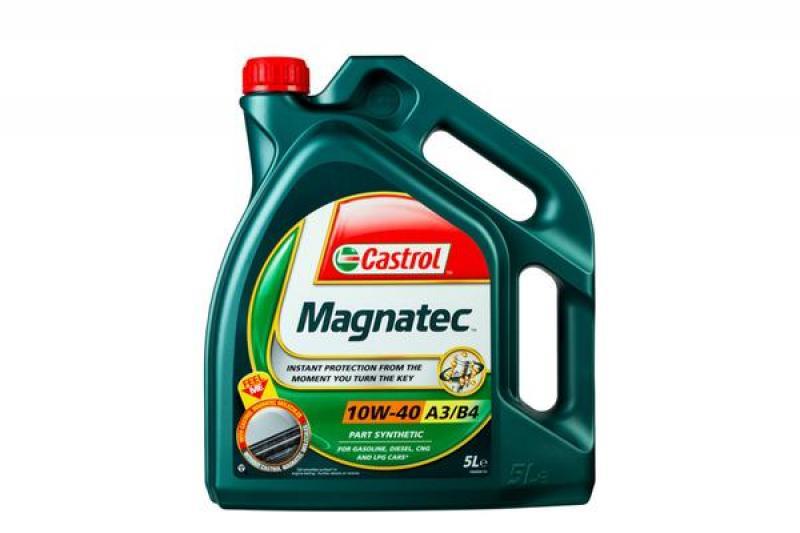 Mootoriõli 10W-40 CASTROL MAGNATEC A3/B4 5L