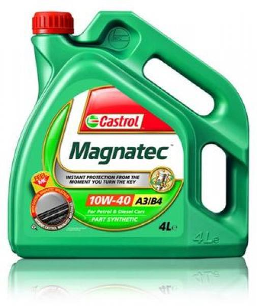 Engine oil 10W-40 CASTROL MAGNATEC A3 / B4 4L