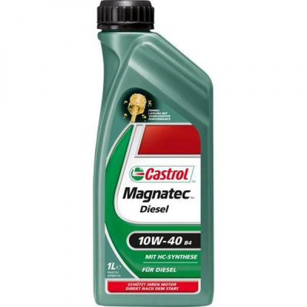Mootoriõli 10W-40 CASTROL MAGNATEC DIESEL 1L