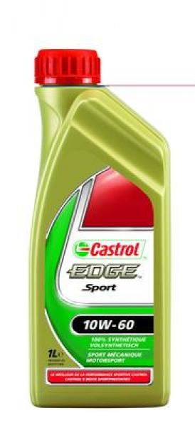 Mootoriõli 10W-60 CASTROL EDGE FST 1L