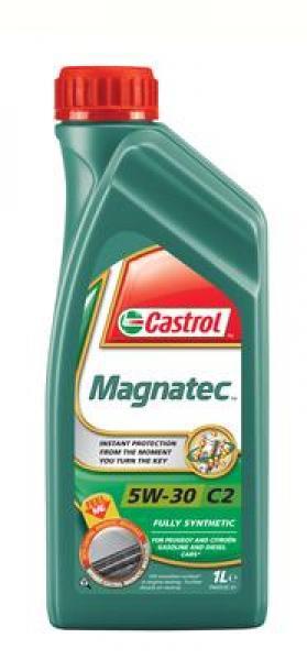 Motor oil 5W-30 CASTROL MAGNATEC C2 1L