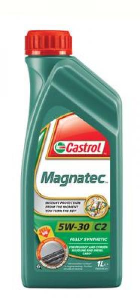 Mootoriõli 5W-30 CASTROL MAGNATEC C2 1L