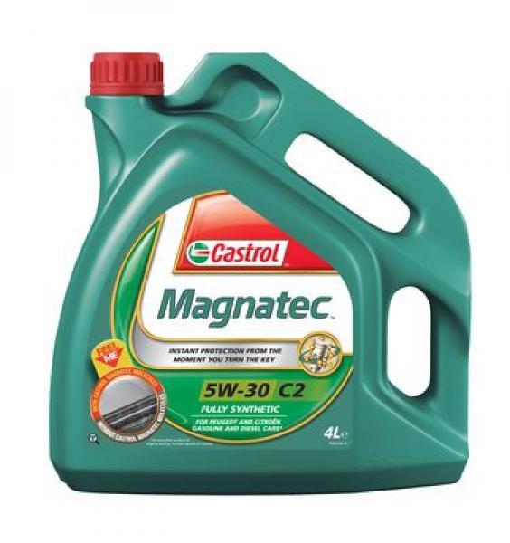 Mootoriõli 5W-30 CASTROL MAGNATEC C2 4L