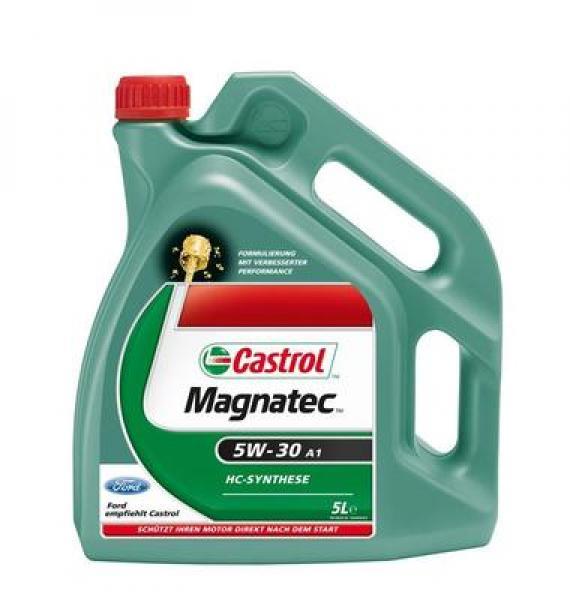 Mootori õli 5W-30 CASTROL MAGNATEC A5 5L
