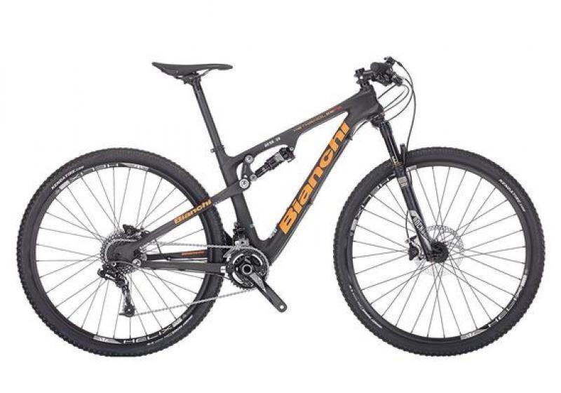 Jalgratas Bianchi Methanol 29.3 FS, 48cm