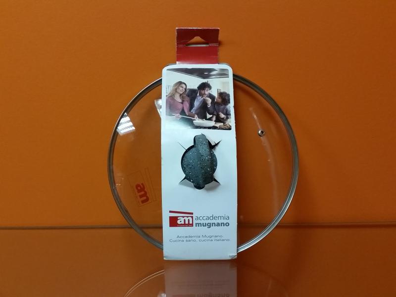 Kaas klaasist 26cm AM Cuore di Pietra