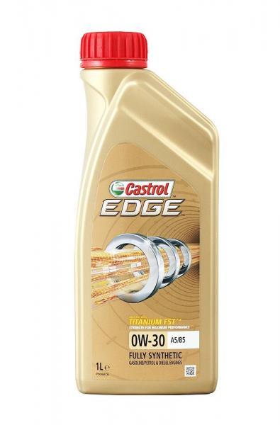 Mootoriõli 0W-30 Castrol Edge Titanium FST 1L