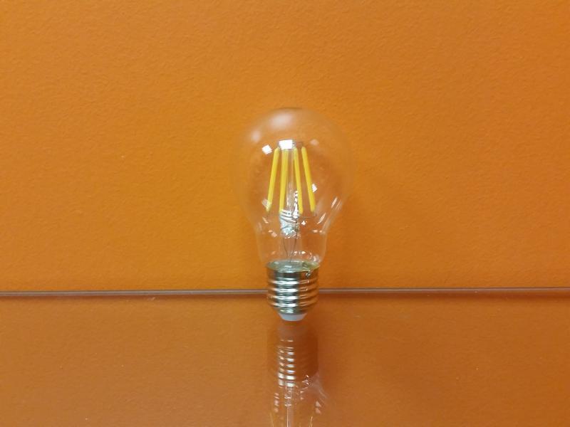 Lambipirn LED filament  8W 800lm E27