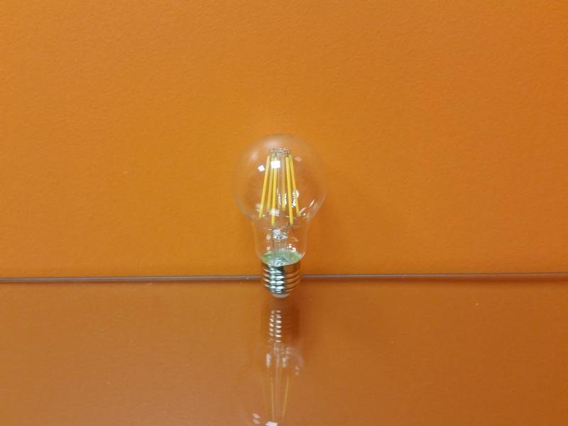 Lambipirn LED filament  9W 1050lm E27