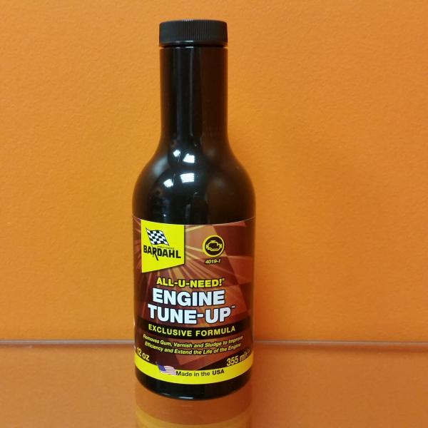 Engine Tuner-Wash 355ml Tune-Up Bardahl 4019