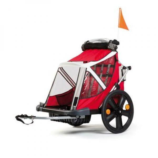 Lastekäru Bellelli B-Taxi, punane-valge