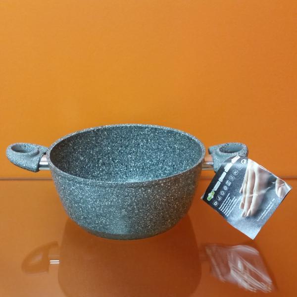 AM Cuore di Pietra non-stick pott 24 cm