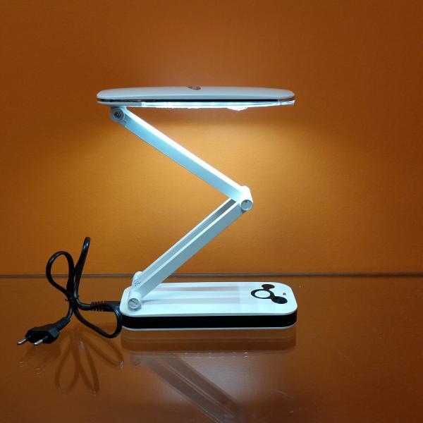 Lauavalgusti 21S-LED laetav AC/DC aku 3h